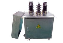XJ-12型干式高压计量箱